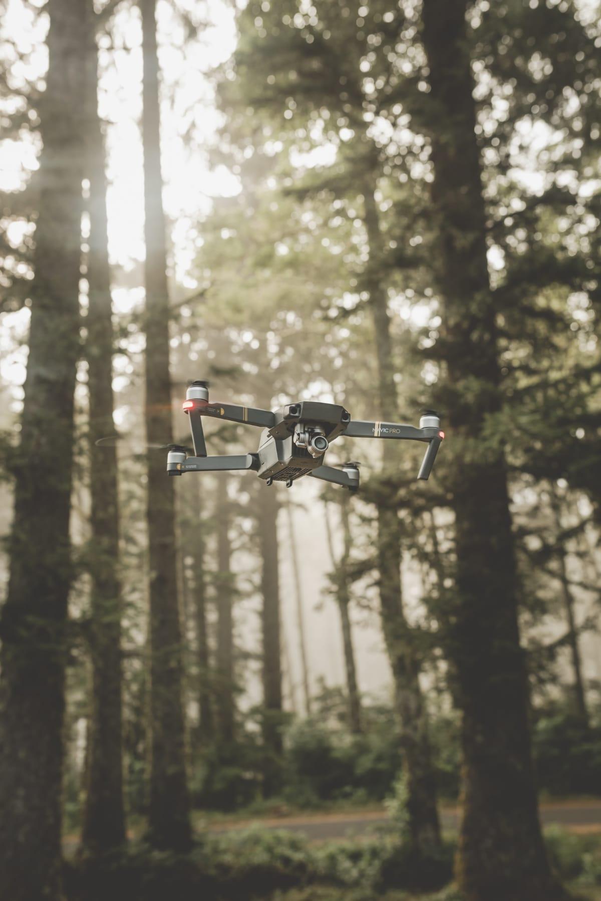 image aérienne, drone - OC Films - Créateur de contenus